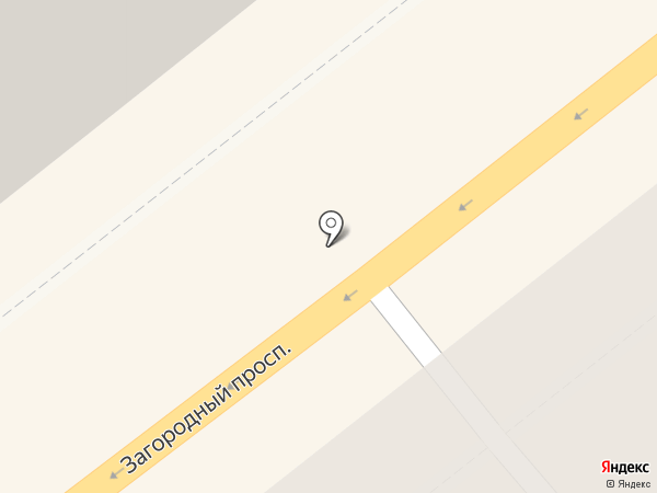 Агентство Бизнес Новостей на карте Санкт-Петербурга