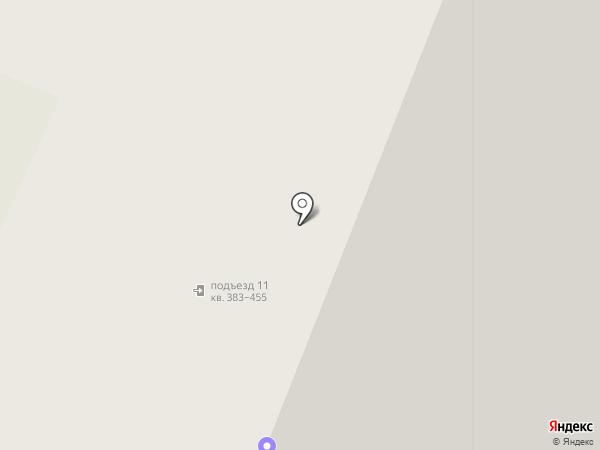 Промэнерго на карте Санкт-Петербурга