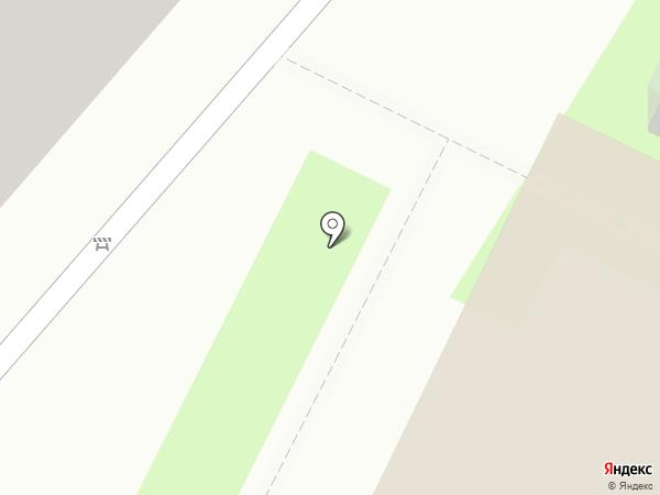 Трест №37 Ленинградспецстрой, ЗАО на карте Санкт-Петербурга