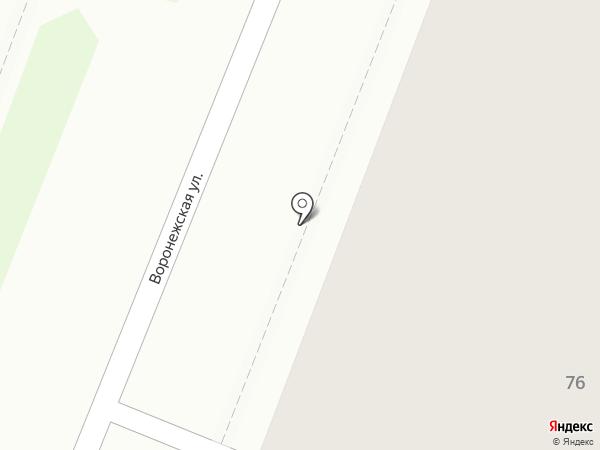 ТПК Европак на карте Санкт-Петербурга