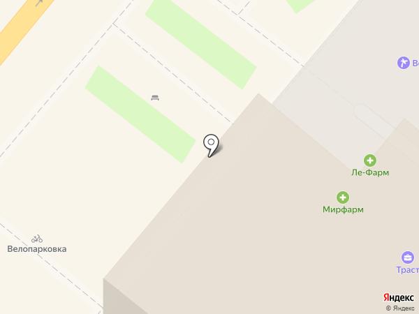 АРКТИКА, ЗАО на карте Санкт-Петербурга