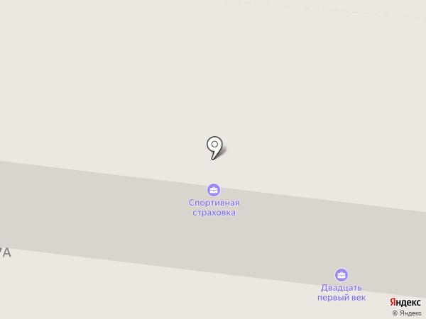Двадцать первый век, ЗАО на карте Санкт-Петербурга