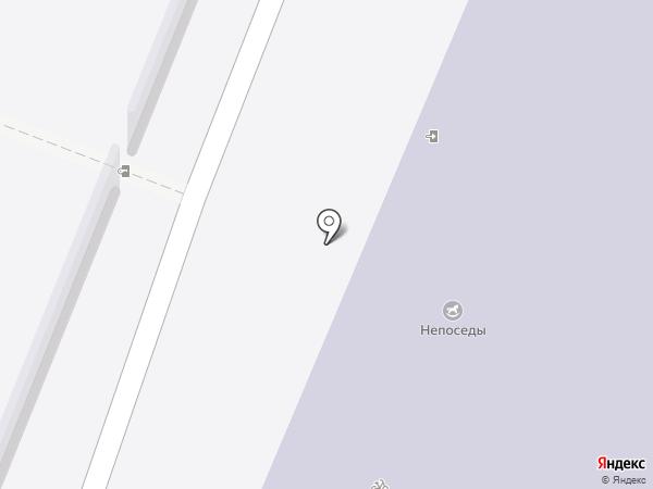 Дворец детского (юношеского) творчества Выборгского района на карте Санкт-Петербурга