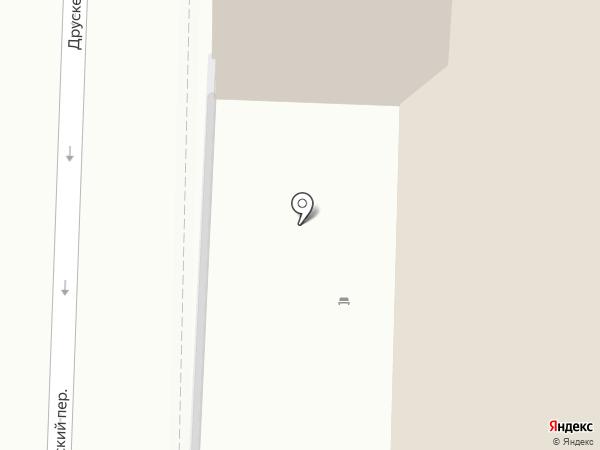 ВЕРФАУ на карте Санкт-Петербурга