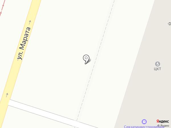 Bristol Pub на карте Санкт-Петербурга