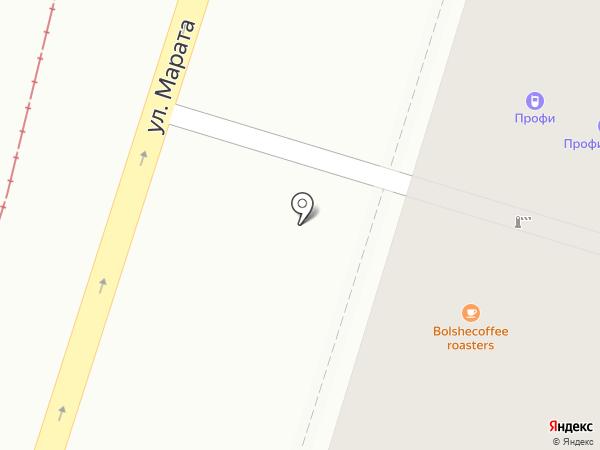 МТ Сервис на карте Санкт-Петербурга