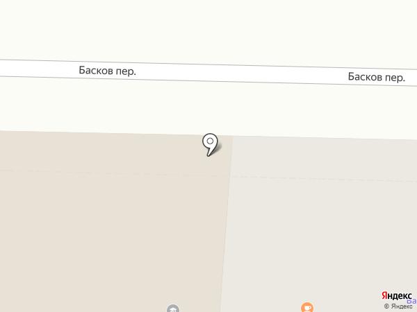Ал`ЯнсТур на карте Санкт-Петербурга