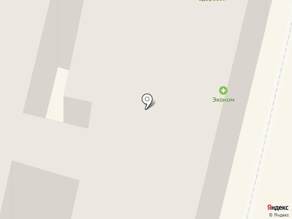 Шифоньер на карте Санкт-Петербурга