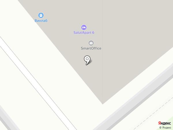 Могид на карте Санкт-Петербурга