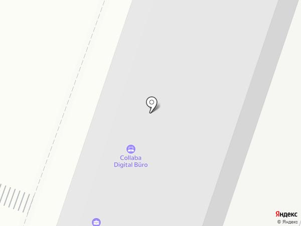 Стис на карте Санкт-Петербурга