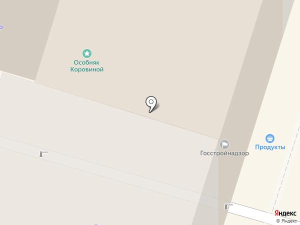 Центр экспертно-технического сопровождения, ГБУ на карте Санкт-Петербурга