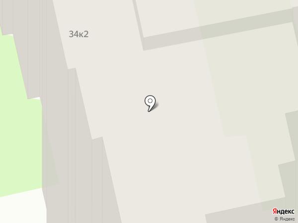 ЖСК №1393 на карте Санкт-Петербурга