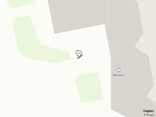 МАЛС на карте Санкт-Петербурга