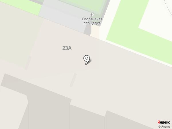 ПОЧТОВЫЙ СЕРВИС на карте Санкт-Петербурга