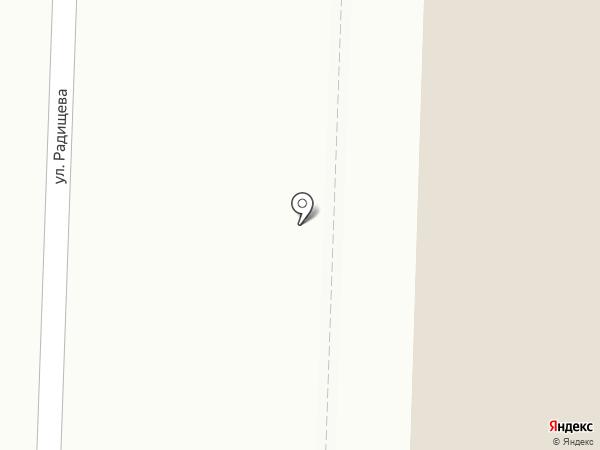 Марина-Талер на карте Санкт-Петербурга