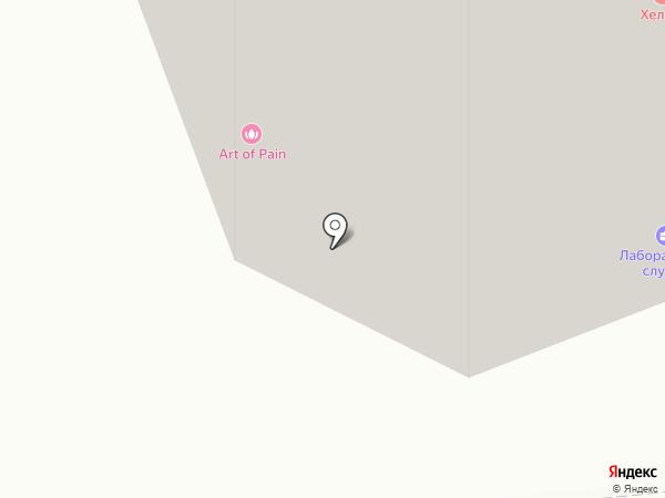 Трейд-Сервис на карте Санкт-Петербурга