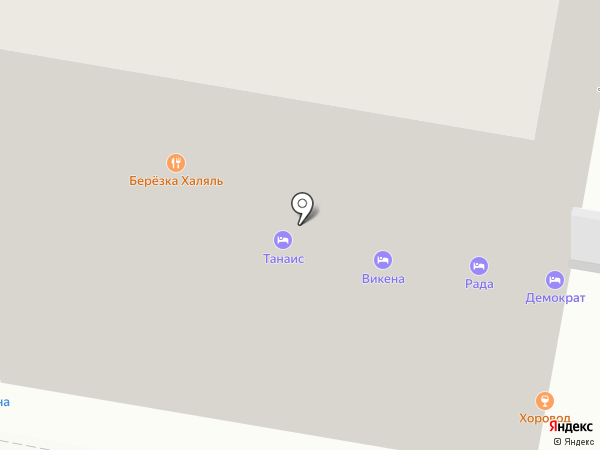 Распродажа на карте Санкт-Петербурга