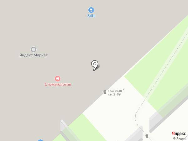 Тихорецкий 33, ТСЖ на карте Санкт-Петербурга
