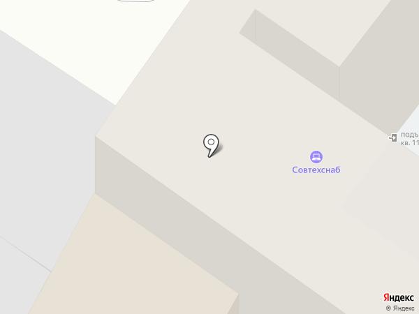 VizBox на карте Санкт-Петербурга