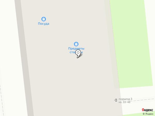 Магазин товаров для военных на Тихорецком проспекте на карте Санкт-Петербурга