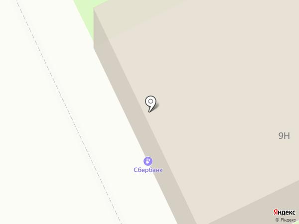Психиатрическая больница специализированного типа с интенсивным наблюдением на карте Санкт-Петербурга