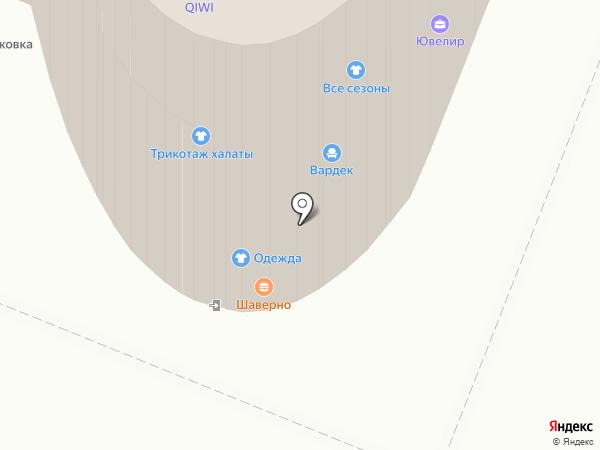 Магазин колбасных изделий и сыров на карте Санкт-Петербурга