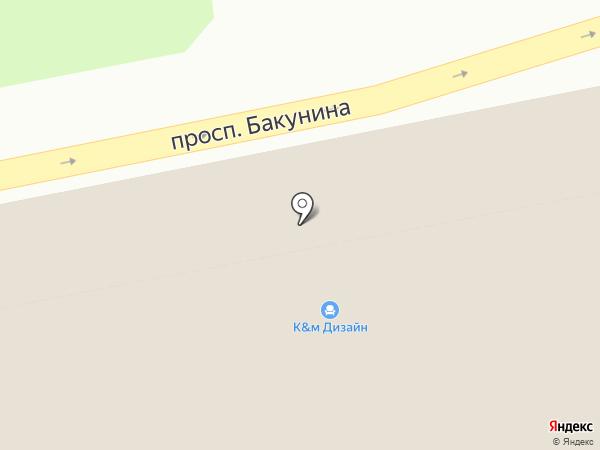 ART re.FLEX на карте Санкт-Петербурга