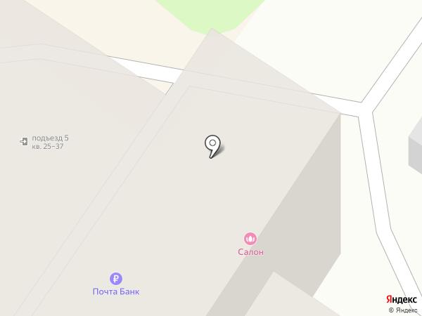 Цапля на карте Санкт-Петербурга