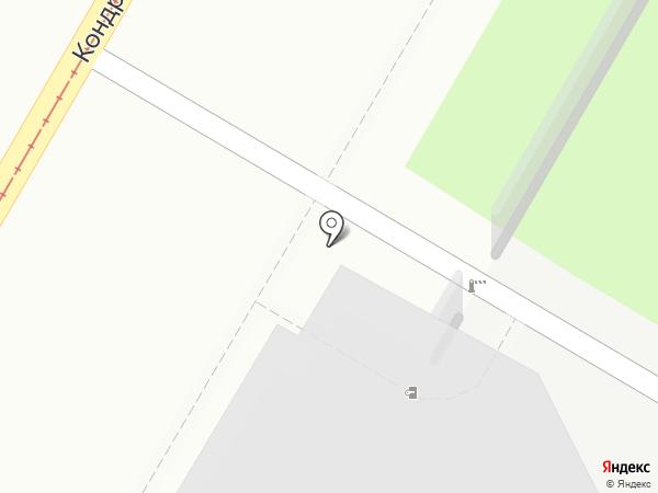 Продэкс Энерджи на карте Санкт-Петербурга