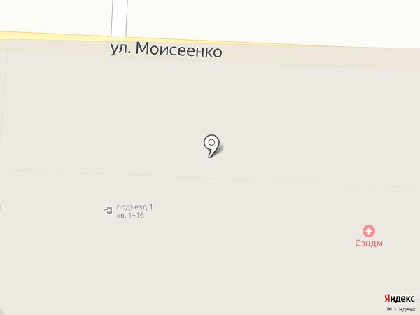 Северо-Западный центр доказательной медицины, ЗАО на карте Санкт-Петербурга