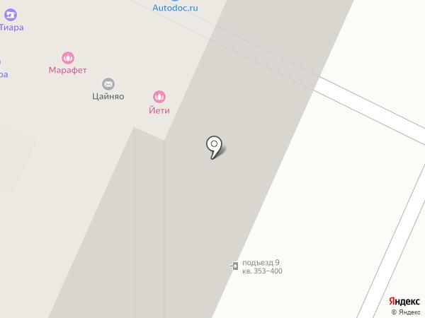 ЖСК №811 на карте Санкт-Петербурга