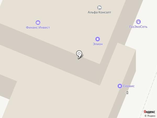 Unionlab на карте Санкт-Петербурга