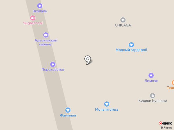 Dziugas на карте Санкт-Петербурга
