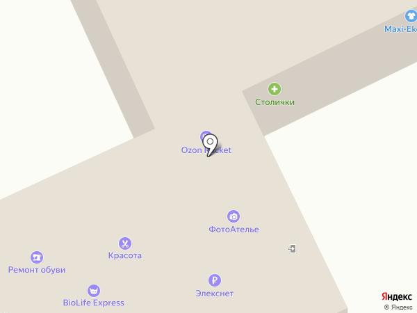 Красота на карте Санкт-Петербурга