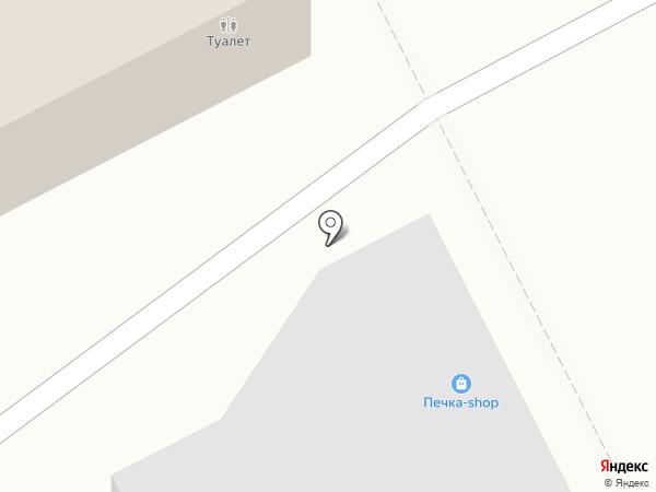 Fezar на карте Санкт-Петербурга
