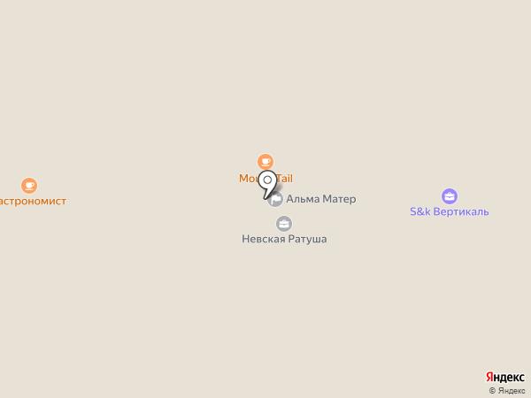 ТОПС Консалтинг на карте Санкт-Петербурга