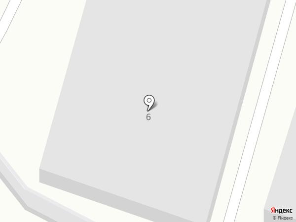Коллективная автостоянка №31 на карте Санкт-Петербурга