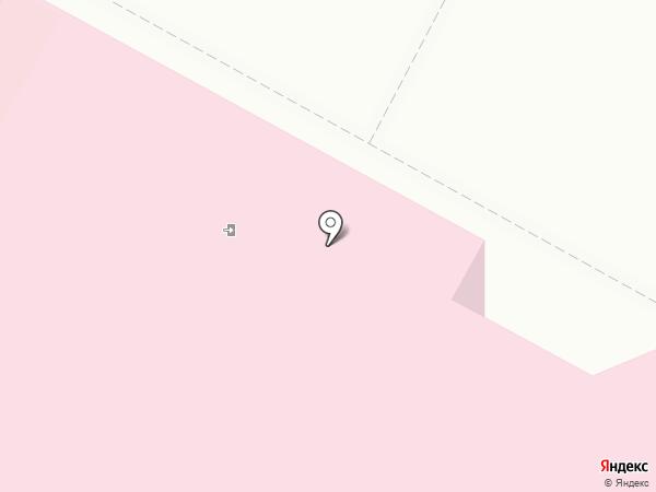 Городская поликлиника №112 на карте Санкт-Петербурга