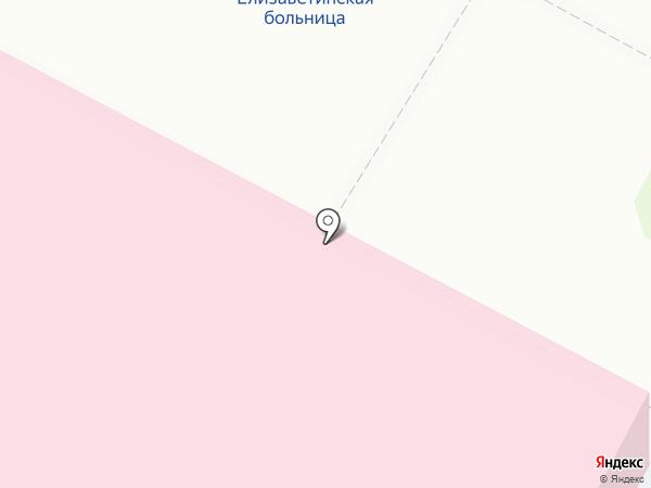 Городская поликлиника №118 на карте Санкт-Петербурга