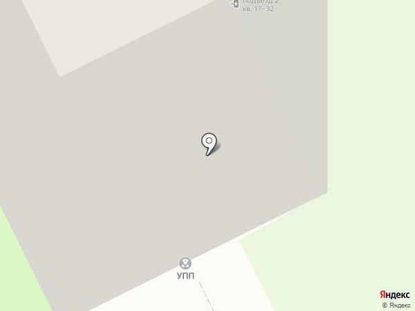 Участковый пункт полиции, 14 отдел полиции Управления МВД Фрунзенского района на карте Санкт-Петербурга