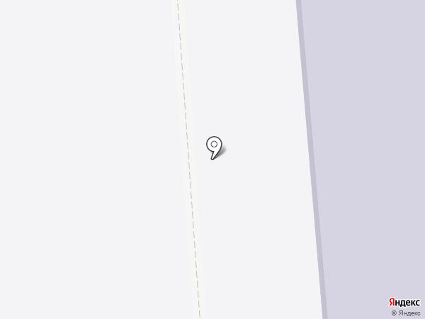 Средняя общеобразовательная школа №1 на карте Коммунара