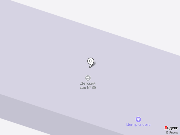 Детский сад №35 на карте Бугров