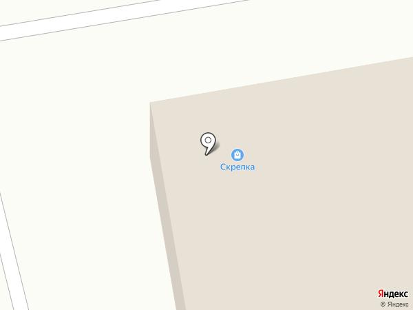 Соляная пещера на карте Коммунара