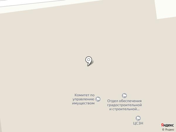 Леноблинвентаризация на карте Коммунара