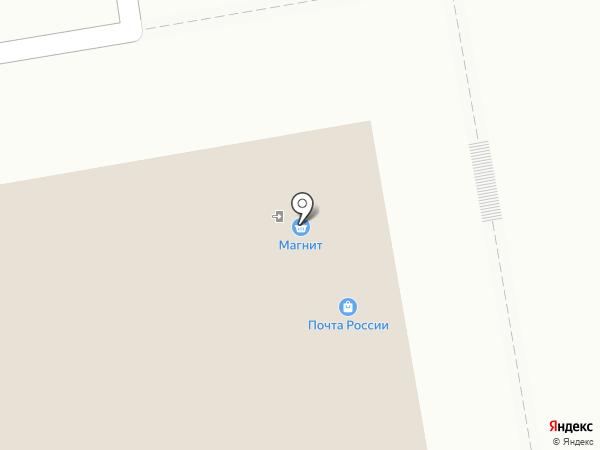 Невис на карте Коммунара