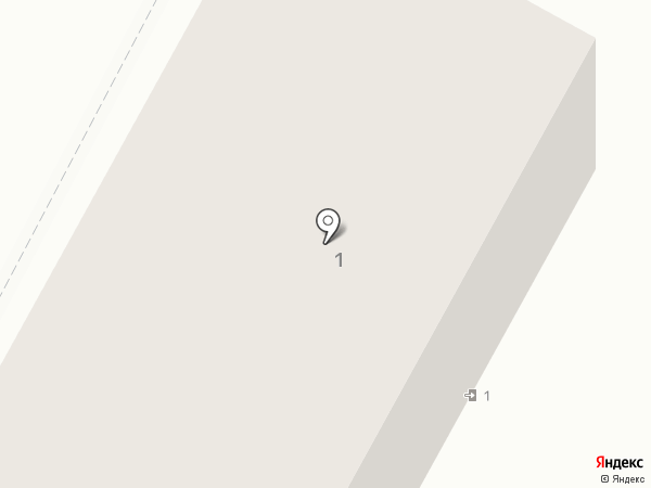 М-Мебель на карте Бугров