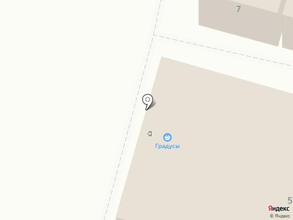 Ультра на карте Бугров