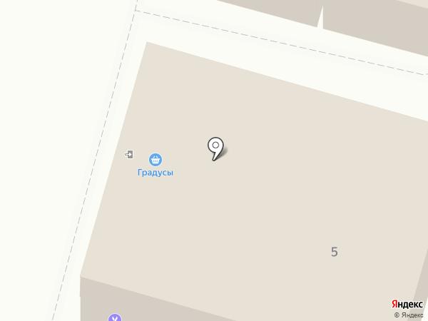 Разлив на карте Бугров