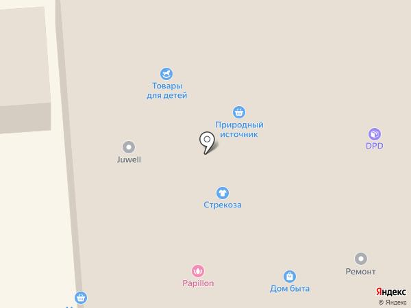 Мастер Дом на карте Коммунара