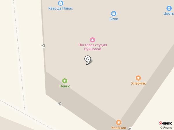 Все для шитья на карте Коммунара